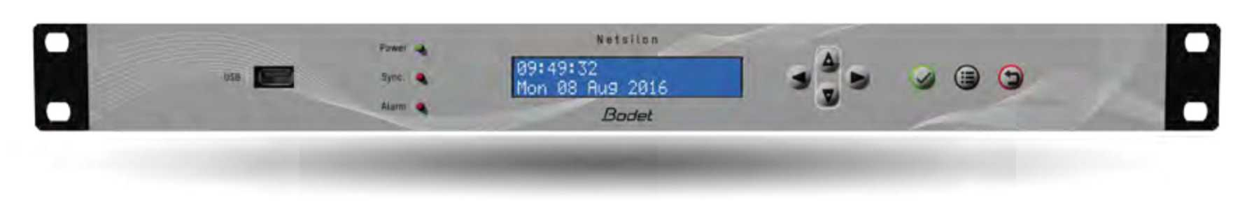 NETSILON 7 - Serwer NTP